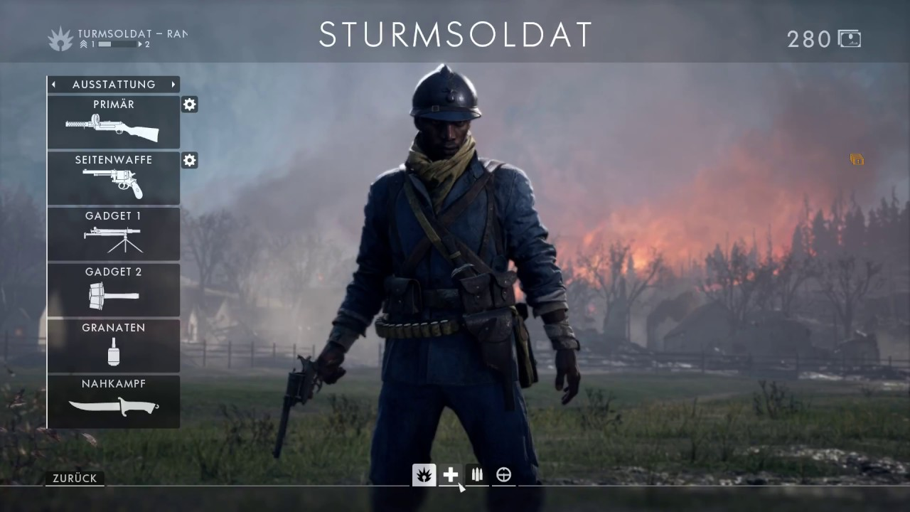 Battlefield 1 french soldiers youtube - Battlefield 1 french soldier ...