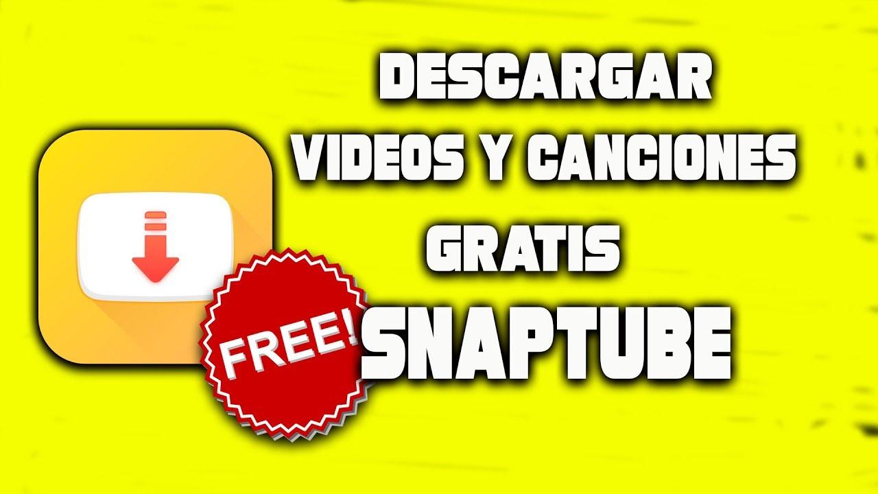 Descargar gratis snaptube para android 2 3 6