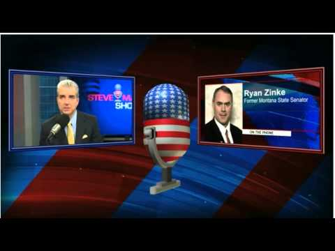Zinke Newsmax TV Interview, 10 21 13, Pt  1