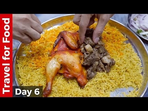 Incredible Omani Food and Attractions in Muscat (Camel Feast