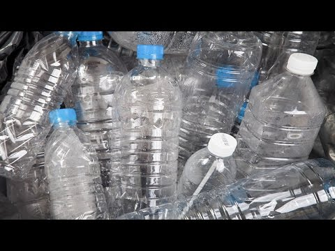 How to use waste plastic bottle in to the best || Plastic Bottle Craft
