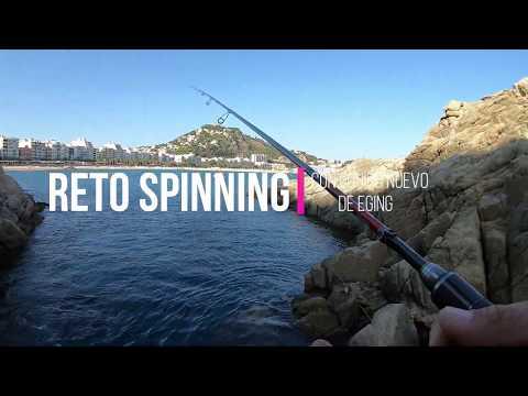 Reto Spinning Con Equipo Nuevo De Eging