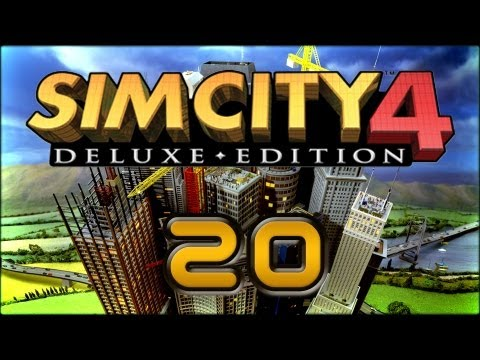 SimCity 4 (Deluxe Edition) - Let's Play [Deutsch] [HD] # 20 |