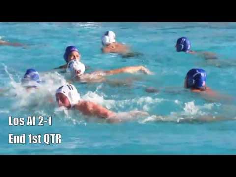 High School Water Polo: Long Beach Wilson vs. Los Alamitos