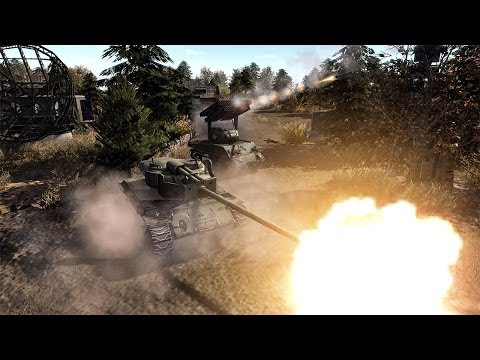 Men of War Assault Squad 2 Closed Beta multiplayer match 02 |