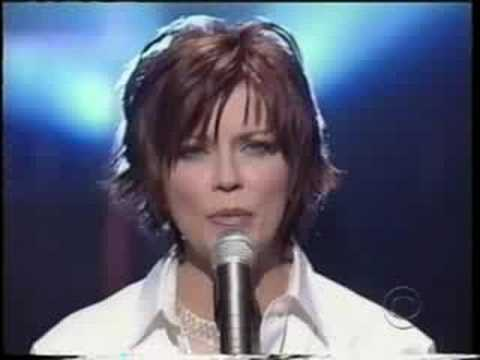 MARTINA MCBRIDE LOVES THE ONLY HOUSE