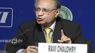 Ravi Chaudhry, Chairman, Ce Next Consulting and Investment Ltd Cii Partnership Summit 2012