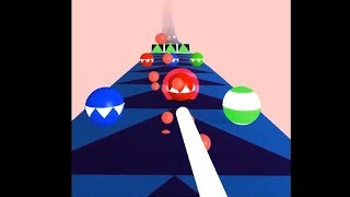 Color Road Game Walkthrough