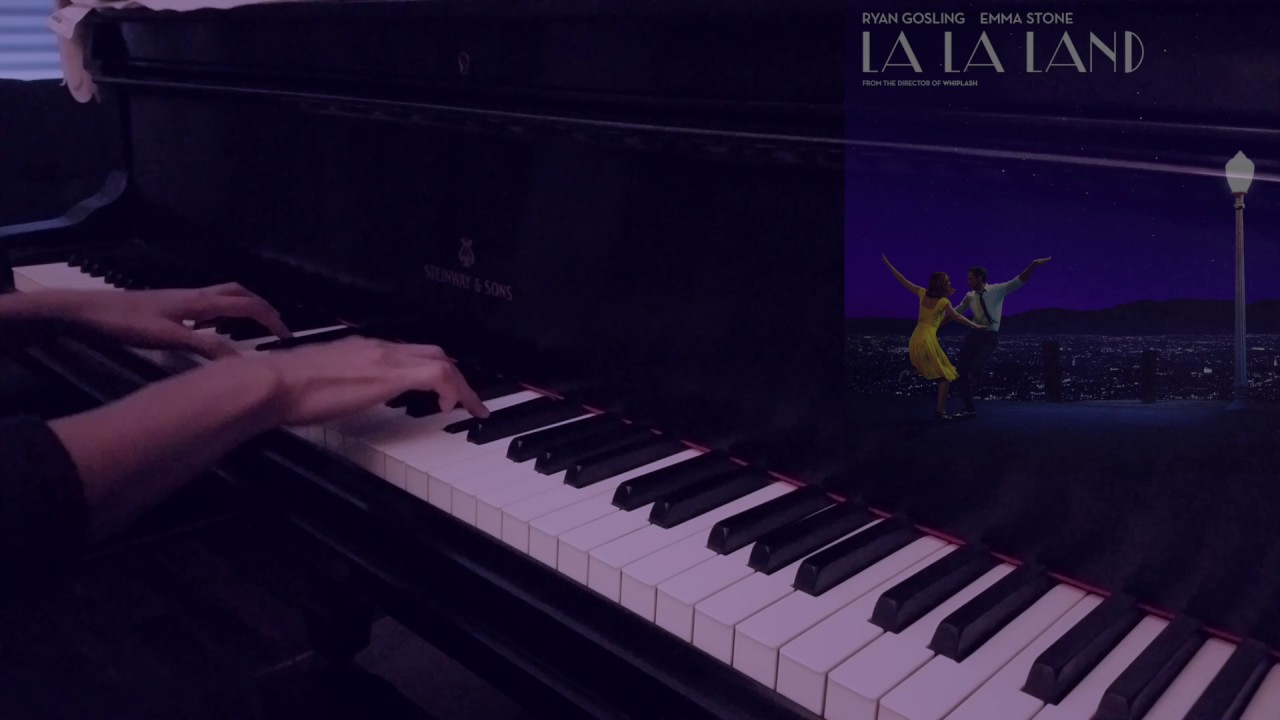mia sebastian theme la la land piano cover youtube. Black Bedroom Furniture Sets. Home Design Ideas