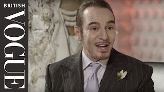 John Galliano At The Vogue Festival 2015