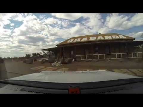 Part 6 Murchison/Gold Fields Ghost Town And Ghost Mine Tour 2015