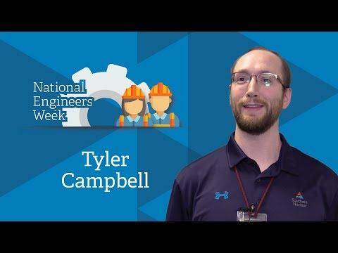 Engineers Week 2018: Tyler Campbell