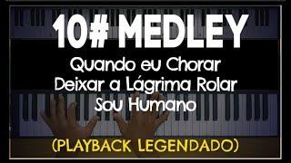 🎤🎹 10#Medley Bruna Karla (Quando eu Chorar Deixar a L�...
