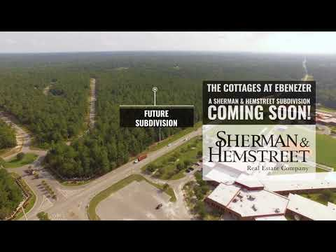 Effingham County Drone Flyover Sherman and Hemstreet