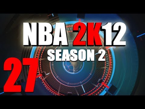 BdoubleO Plays NBA 2k12 - S2 E27 - vs. Atlanta Hawks
