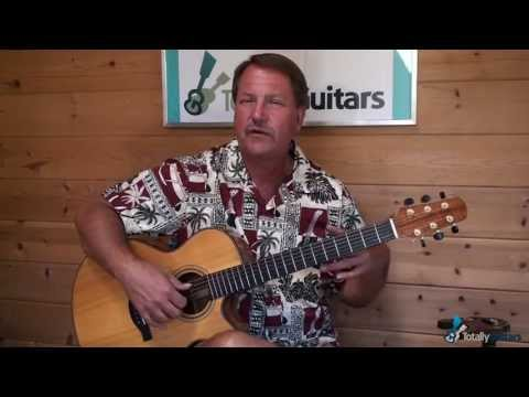 Longer - Guitar Lesson Preview