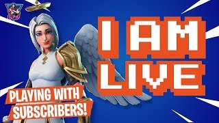🔴 Playing with Subscribers | 1250+ Wins | Fortnite LIVE Stream