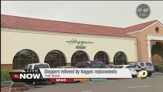 Grocery chains to take over Haggen locations