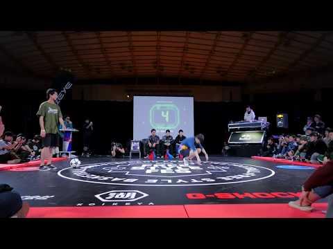 Freestyle Fes 2017 #15 3rdFinal OCHIO vs Tokura FreestyleFootball OpenClass