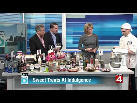 Nice Modern Creamery on WDIV4 - SocianConnection: Indulgence
