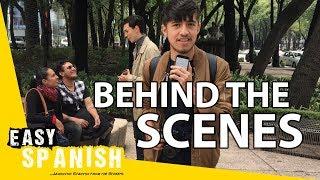 Behind the scenes | easy spanish 67