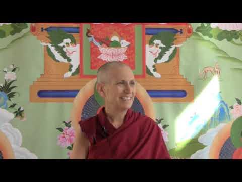 The Buddha's first teaching