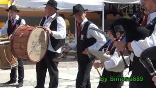 """Casteldelfino,""""Baghèt Band"""", Festa S. Margherita"""