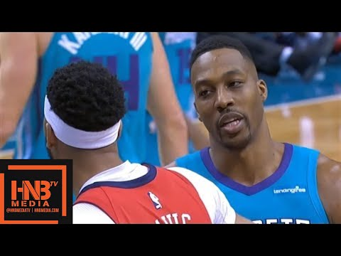 New Orleans Pelicans vs Charlotte Hornets 1st Half Highlights / Jan 24 / 2017-18 NBA Season