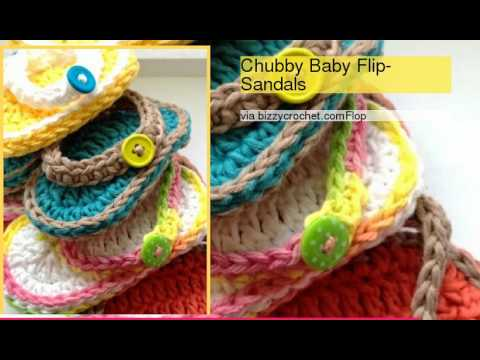 Top 10 Free Crochet Patterns For Adorable Flip Flops To Get You