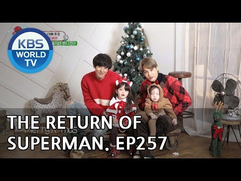The Return of Superman | 슈퍼맨이 돌아왔다 - Ep.257: The Miracle of December [ENG/IND/2018.12.30]
