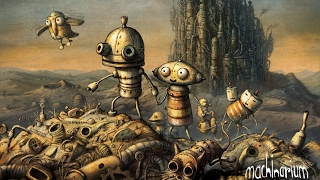 """GAME ASAH OTAK ROBOT"" Machinarium 1"