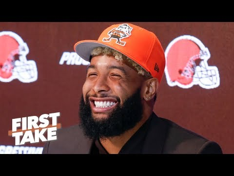 This is why the Giants traded Odell Beckham Jr. - Will Cain on OBJ skipping Browns OTAs | First Take