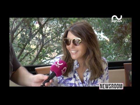 Samira Said - Baalbeck Report & Fans Gathering | سميرة سعيد - تقرير عن حفلة بعلبك واجتماع مع الفانز