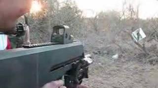 Strafer fastest shooting airsoft gun