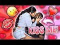 I CANT STOP KISSING PRANK ON BOYFRIEND❤️