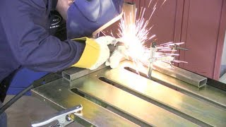 Welding Table From Eastwood