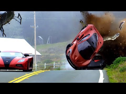 SUPERCAR CRASH FAILS #1 - Crashes and Fails - Crash Comps