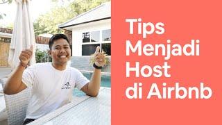 Gambar cover Langkah Dan Tips Menjadi Host di Airbnb