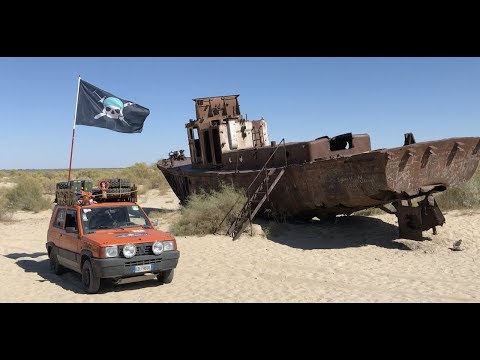 Mongol Rally 2017 - The Medical Pirates