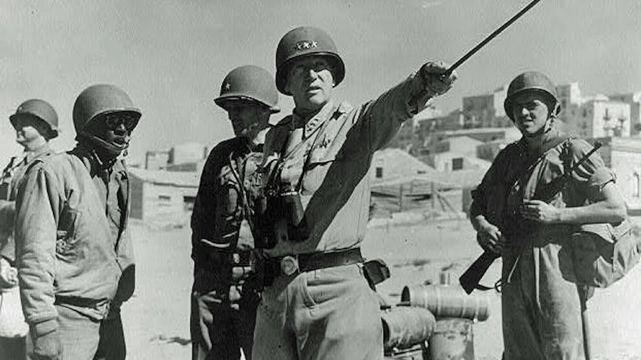 General George Patton dies - 12/21/1945 - YouTube