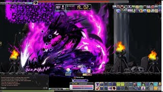 Maplestory Demon Slayer all Chaos root Abyss 5JOB OVERRIDE