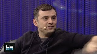 Gary Vaynerchuk, Author and Loic Le Meur, Co-Founder, LeWeb - LeWeb