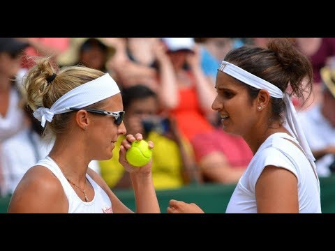 Wimbledon 2017:  Sania Mirza knocked out in Women's doubles
