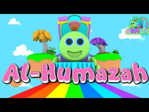 Animation 3D Juz Amma Al - Humazah | Recite Quran with Battar | ABATA Channel