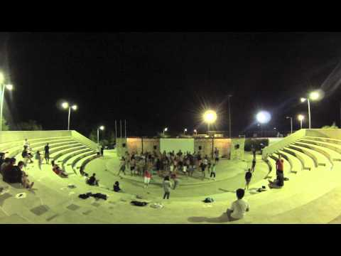 International Fencing Camp- Athens 2013   GoPro Edit