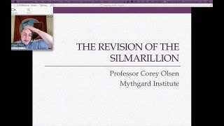 The Shaping of Middle-earth, Session 4 - The Revision of the Silmarillion Video