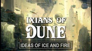The Ixian Technocracy of Dune + Dune Messiah Preview