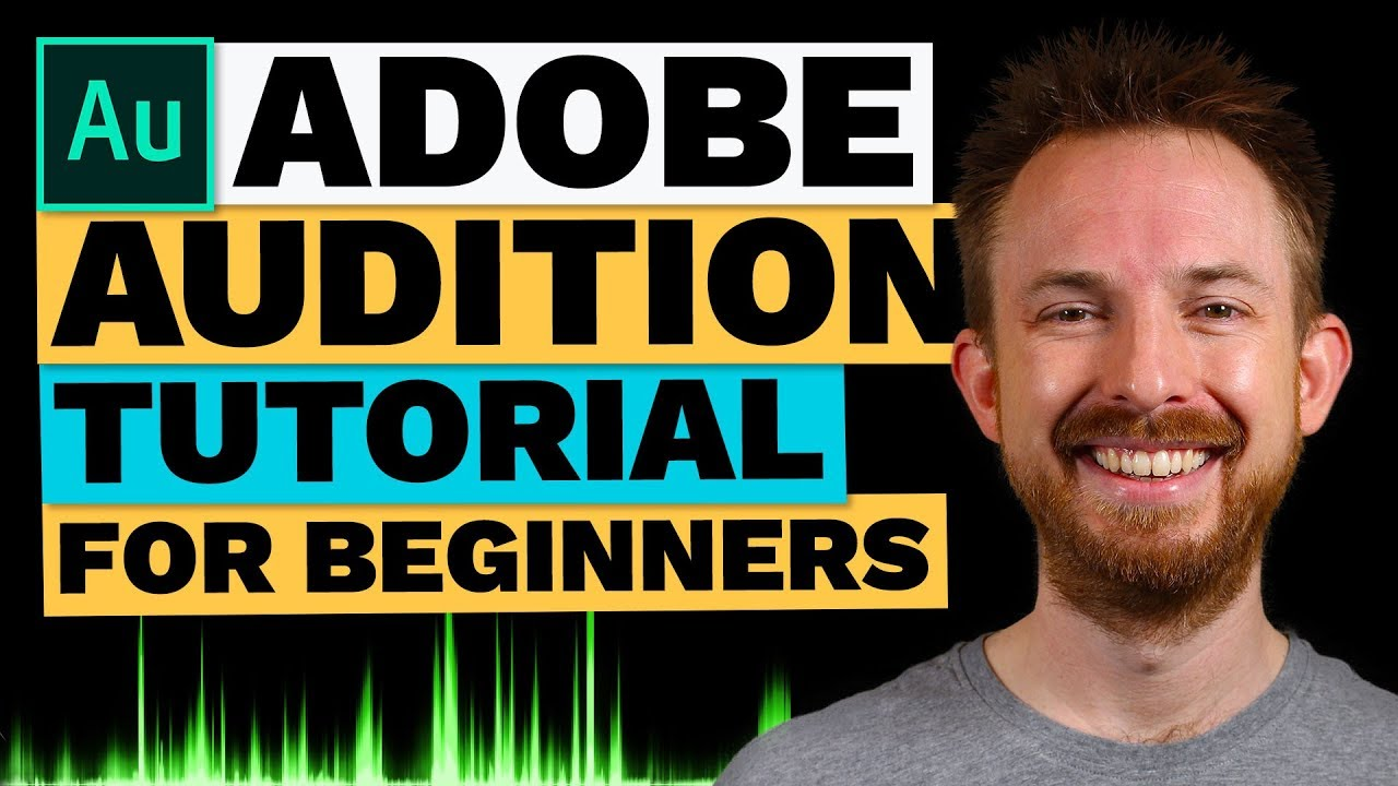 Adobe audition cc tutorial audition made easy   udemy.