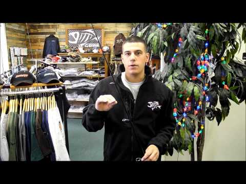G. LOOMIS NRX SPINNING RODS REVIEW