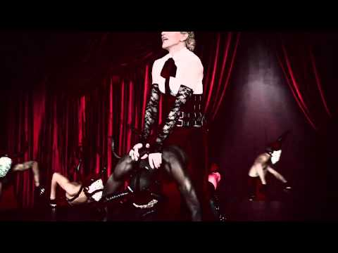 Madonna - Living For Love (Offer Nissim Living For Drama Remix) Video RMX By Jorge Brazil